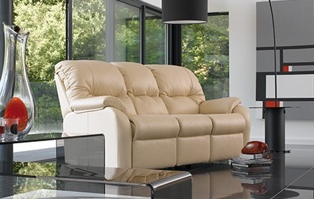 SHOP G PLAN LEATHER SOFAS & CHAIRS