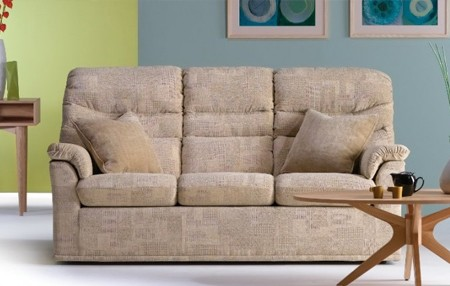SHOP G PLAN FABRIC SOFAS & CHAIRS