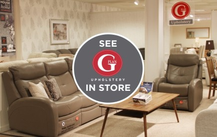 SEE G PLAN IN STORE