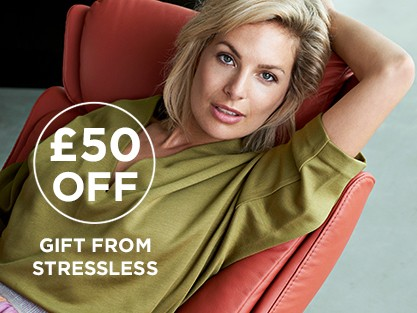 EXTRA GIFTFROM STRESSLESS