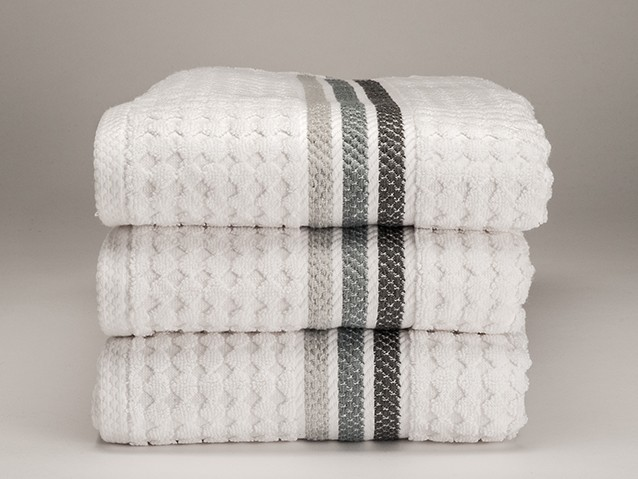 EXPLOREALL PATTERENED TOWELS