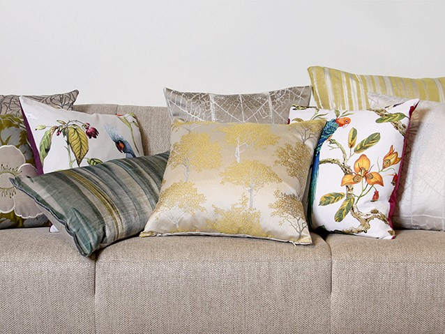 GET THE LOOKBOTANICAL CUSHIONS