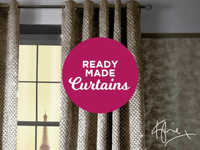EXPLOREALL KYLIE MINOGUE CURTAINS