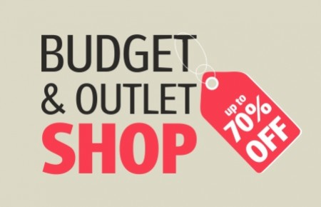 SHOP BUDGET & OUTLET
