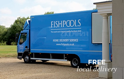 FREE LOCAL DELIVERY<span style=