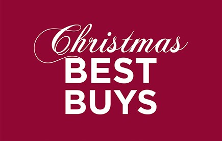 SHOP CHRISTMAS BEST BUYS