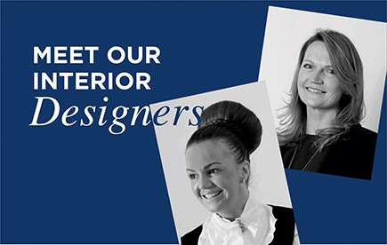 meet our Fishpools Interior Designers