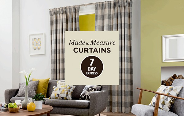 7 Day Express Curtains