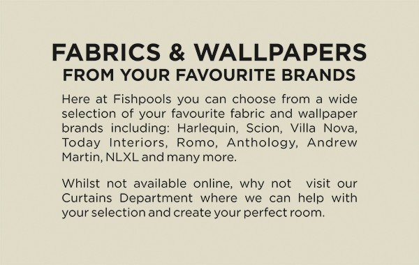 Banded Fabric & Wallpapers