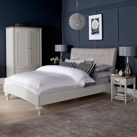 Lausanne Washed Oak & Soft Grey