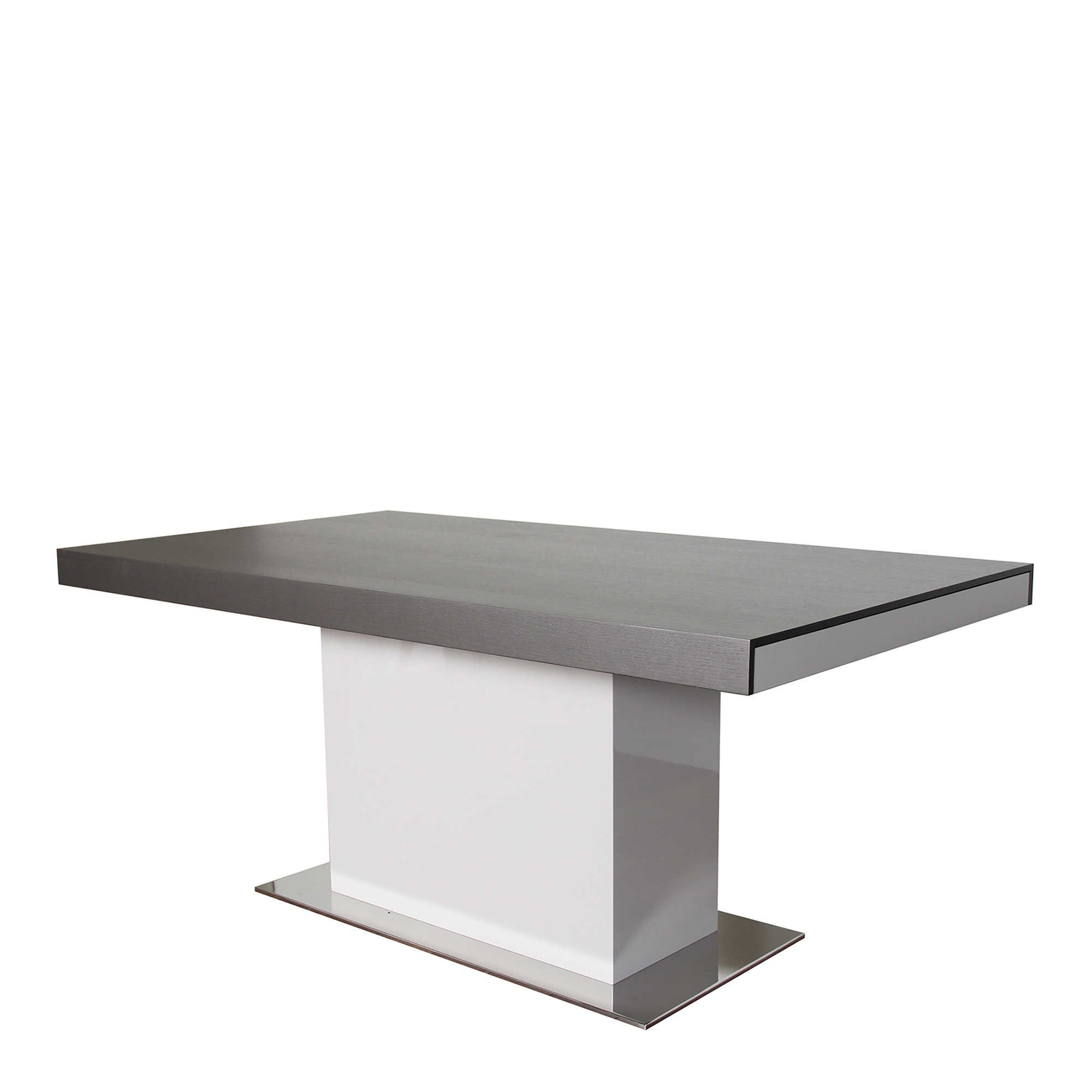 Salerno 180cm Rectangle Extending Dining Table All