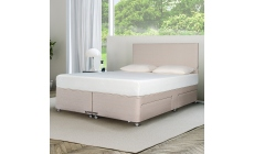Tempur Ardennes Drawer Divan - 120cm (Small Double) Ardennes Divan Deep Base 4 Continental Drawers