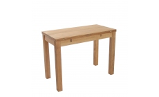 Royal Oak - Folding Dining Table Solid Oiled Oak