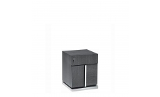 Antibes - 2 Drawer Pedestal With Plinth