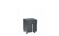 Antibes - 2 Drawer Pedestal With Wheels