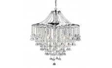 Grosvenor Crystal 5 Light Pendant