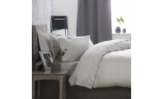 Ultimate 1000 Duvet Cover Single Oyster