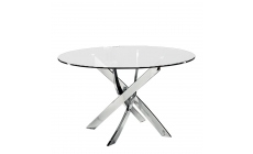 Puzzle - 110cm Round Dining Table