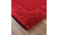 Ascot Rug Red 200 x 290cm