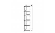 Amalfi - Shelf Unit