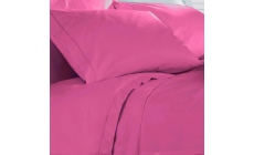 Easycare 200 Duvet Cover Single Fuchsia