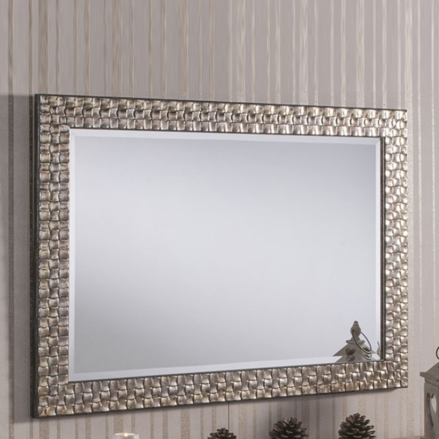 Pebble Mirror
