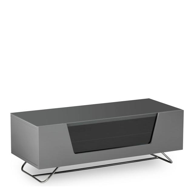 omega grey high gloss tv unit fishpools. Black Bedroom Furniture Sets. Home Design Ideas