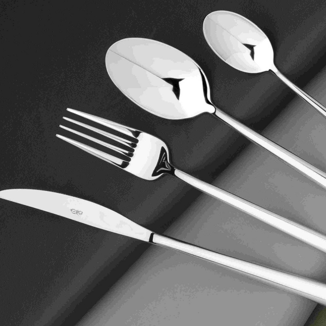 Linear Cutlery Set 24 Piece