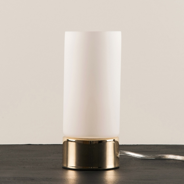 Jot Touch Lamp Gold Effect Off