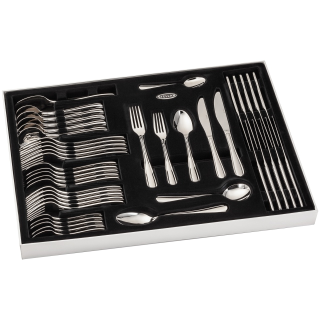 Stellar Sterling Cutlery 44 Piece Set