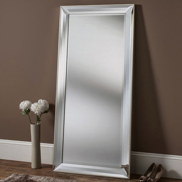 Ascot Double Bevelled Mirror