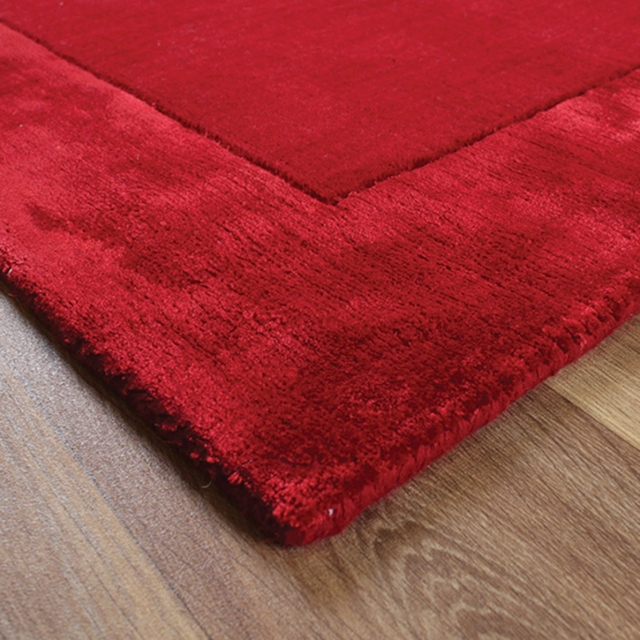 Ascot Rug Red