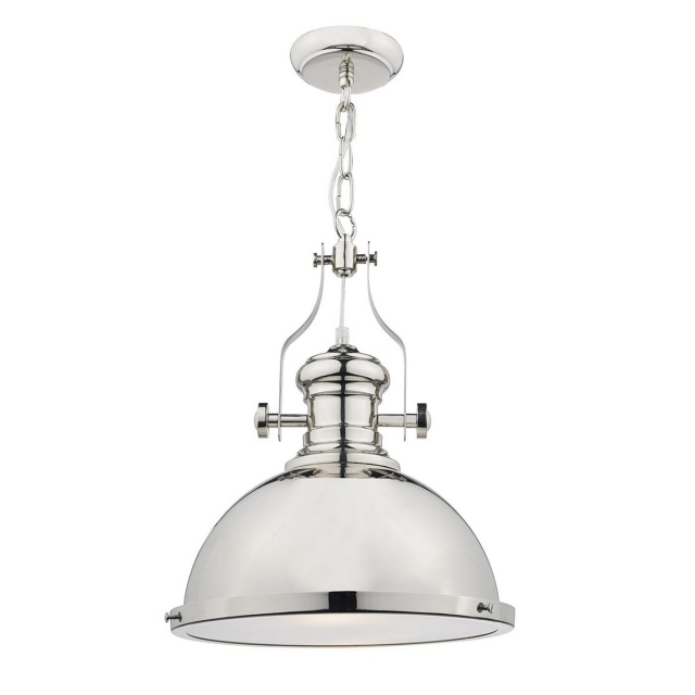 Arona Pendant Polished Nickel