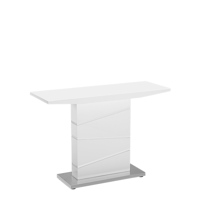 Artemis - Console Table White High Gloss