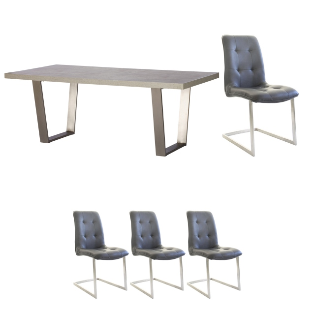 Rectangular Dining Sets Rectangle Table Chairs Fishpools