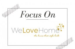 Focus On l We Love Home