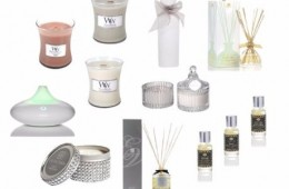 mother's day scent moodboard