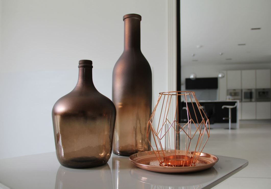 copper-candle-holder