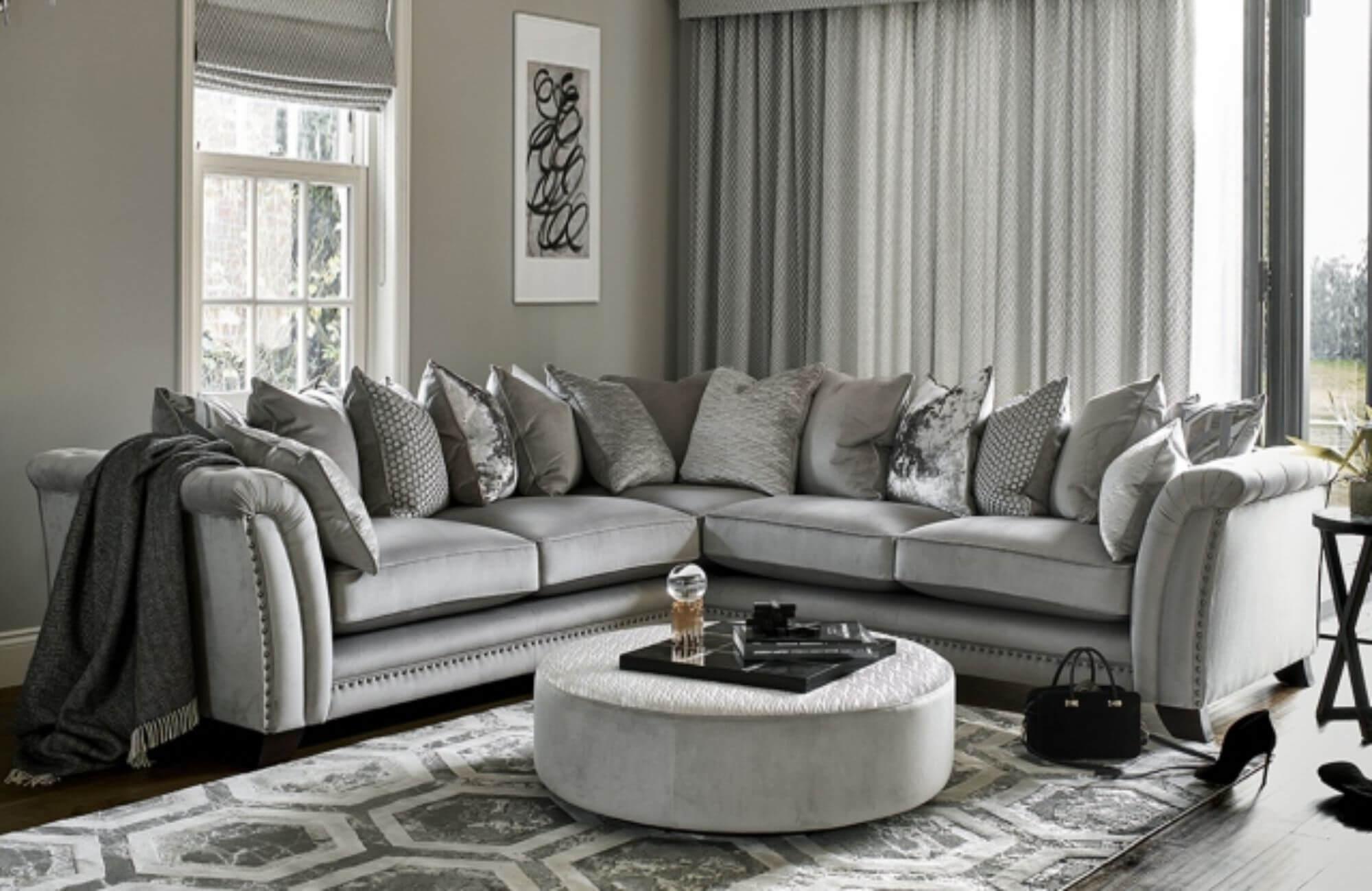 Gabriella corner sofa