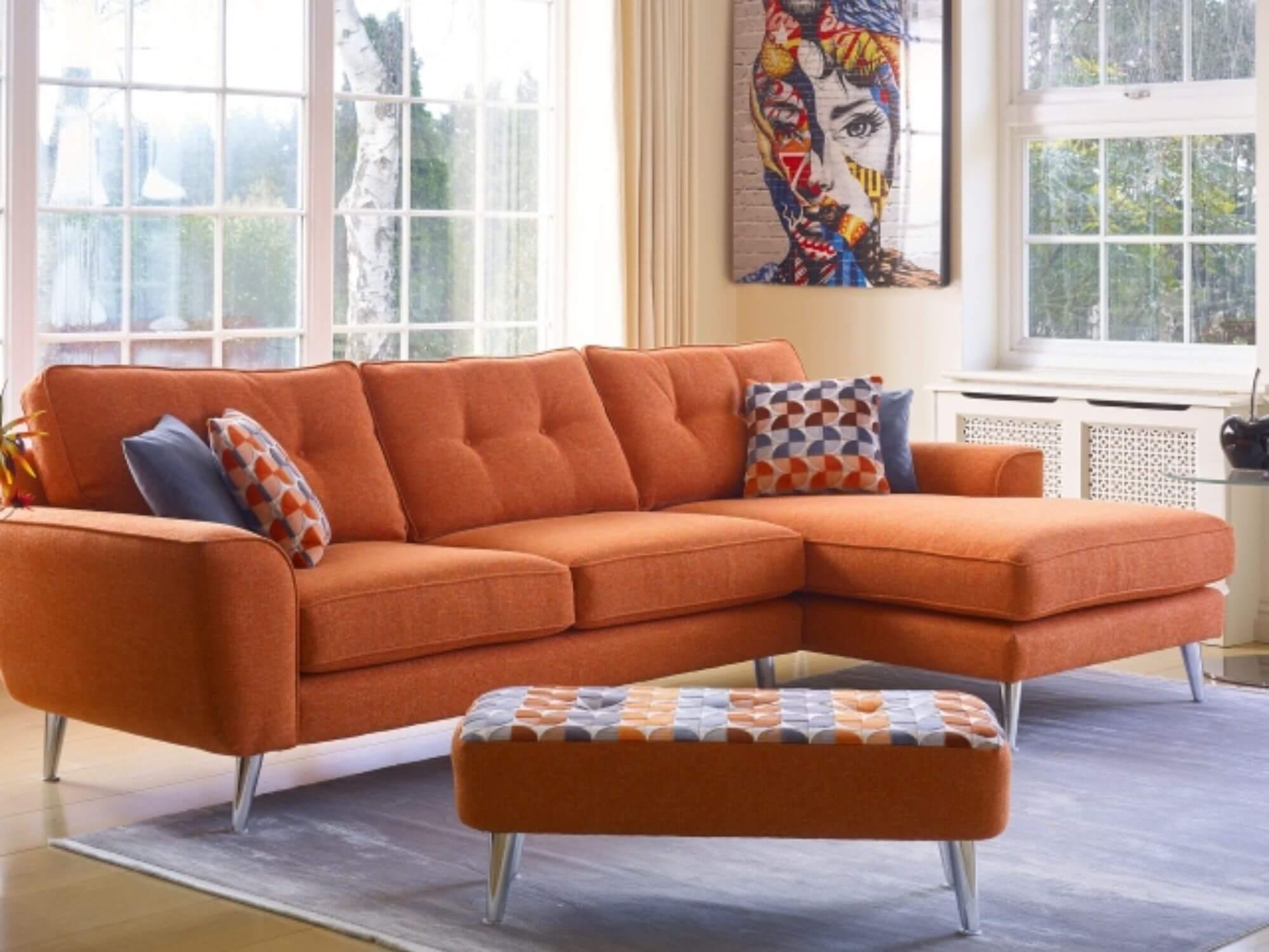 Malaga chaise sofa
