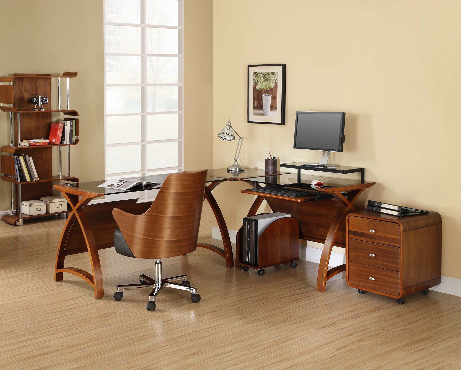Office Arm Chair Room Set Wal