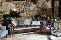 tough luxe garrick sofa