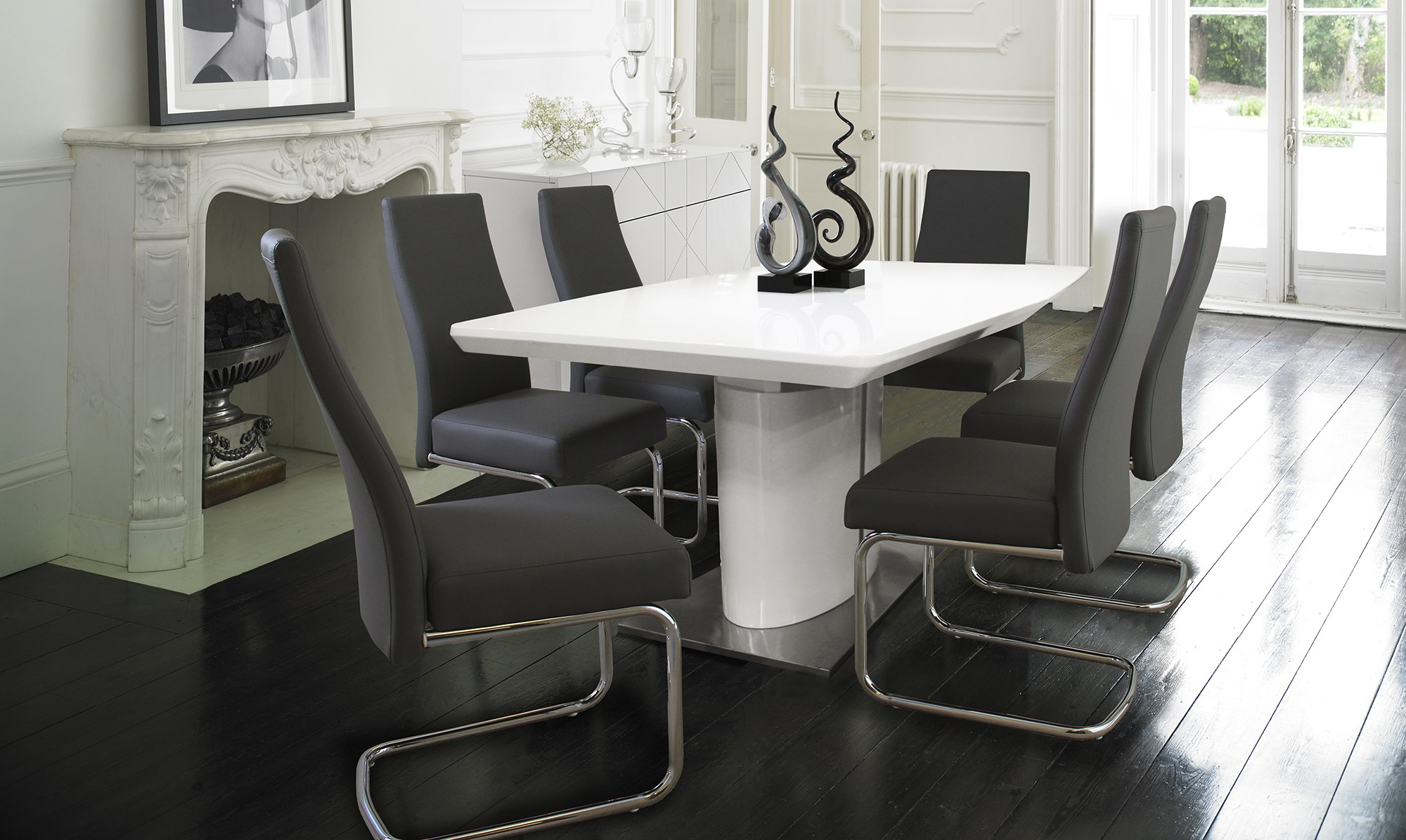 zeus dining table collection