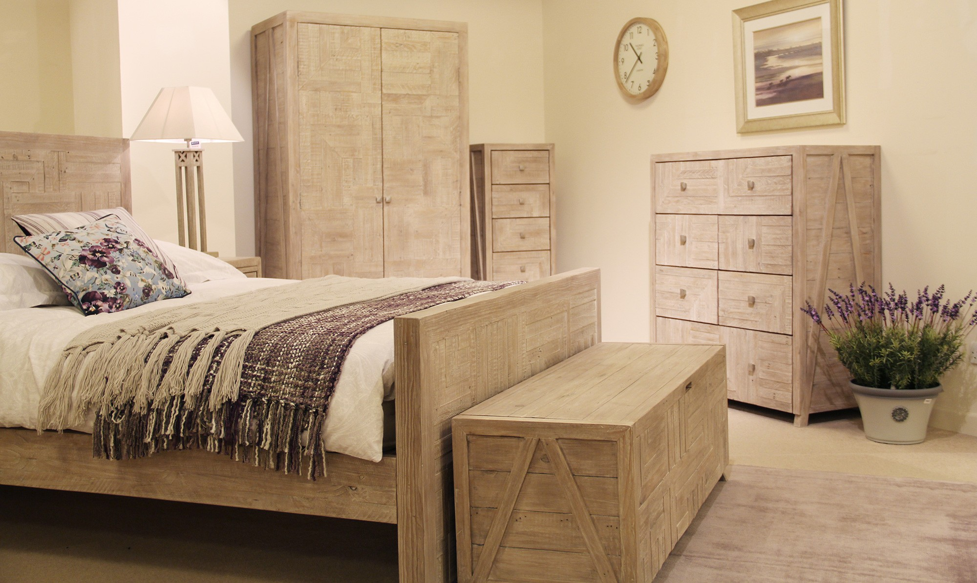 Riverdale bedroom range
