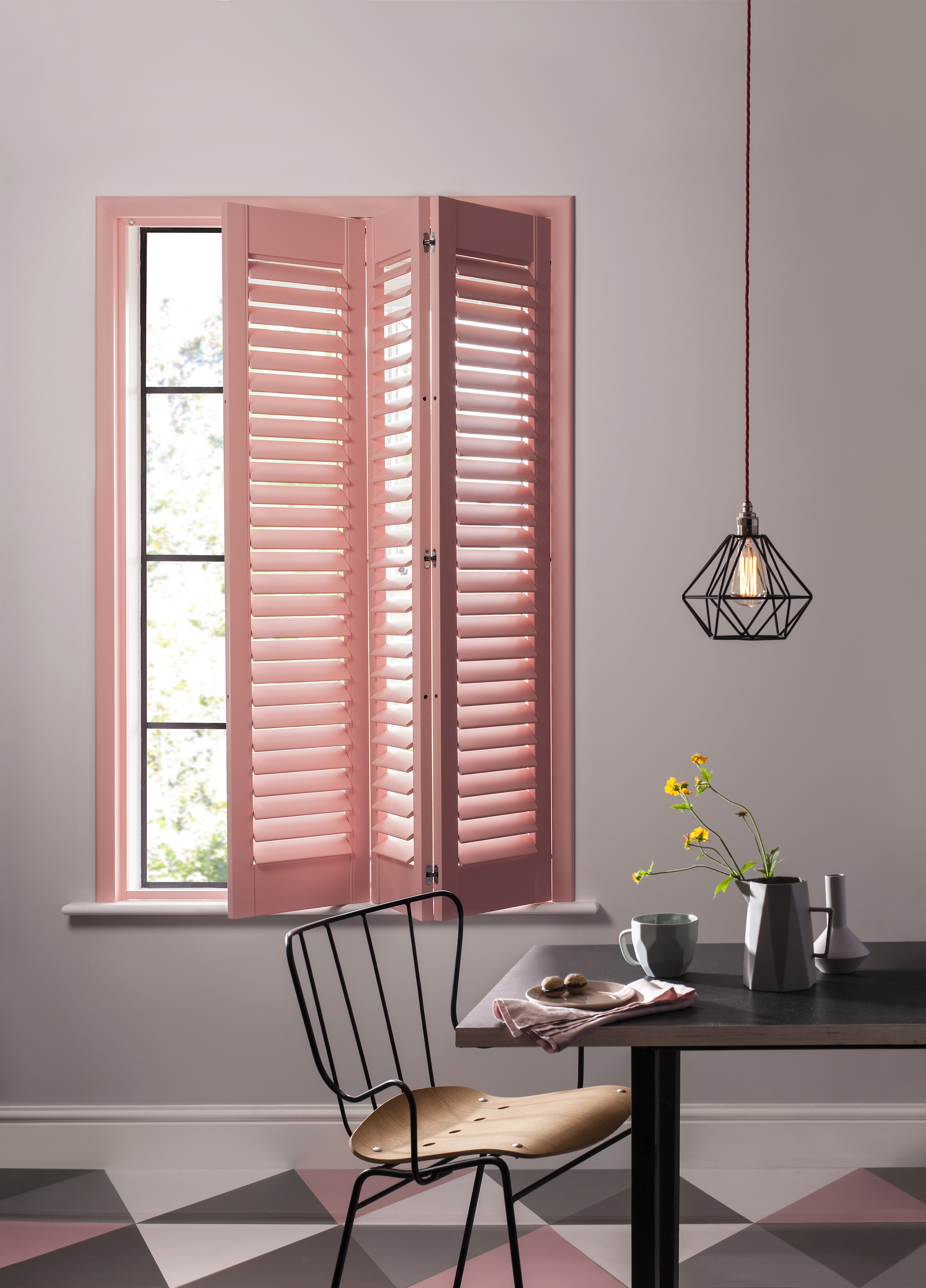 Clement Browne Tracked Window Shutters (2)