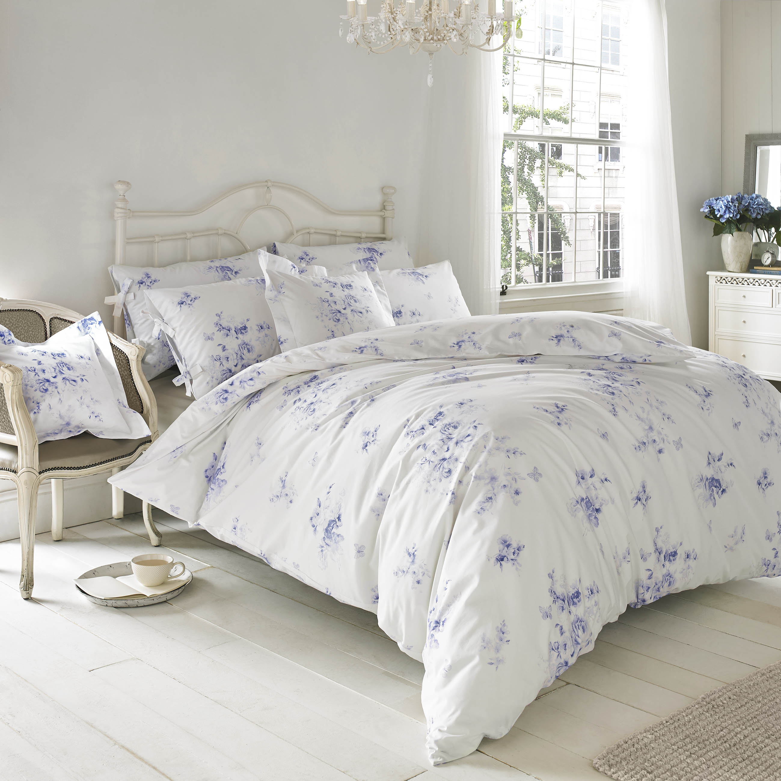 Holly Willoughby Olivia Wedgwood Bed Linen