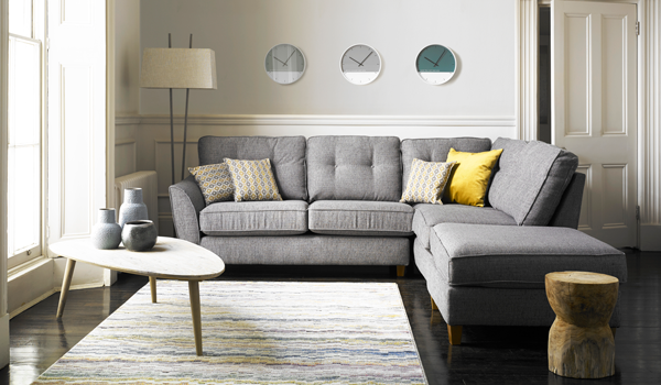 sofa styles for a family home