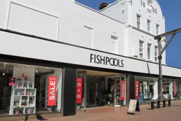 Fishpools New Look
