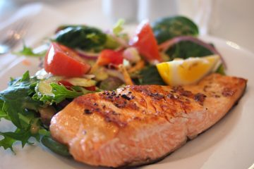Grilled Summer Salmon