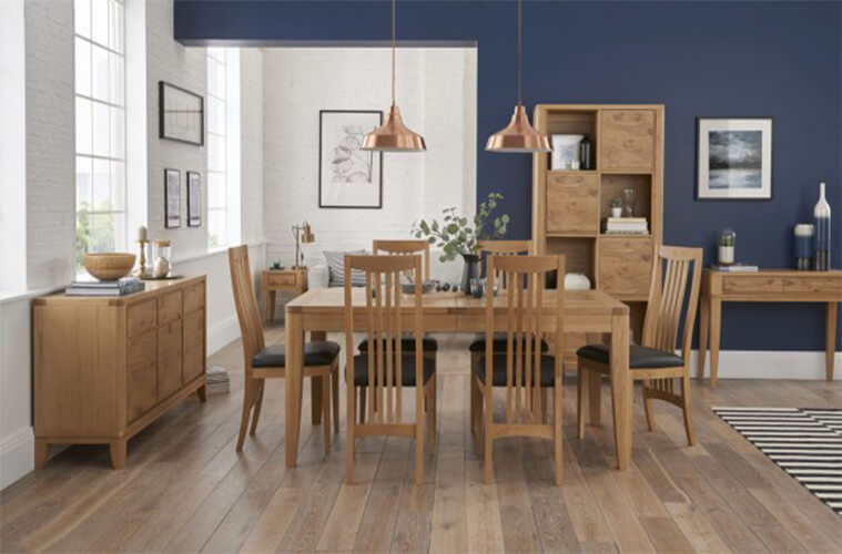 Burrwood Extendable Dining Table